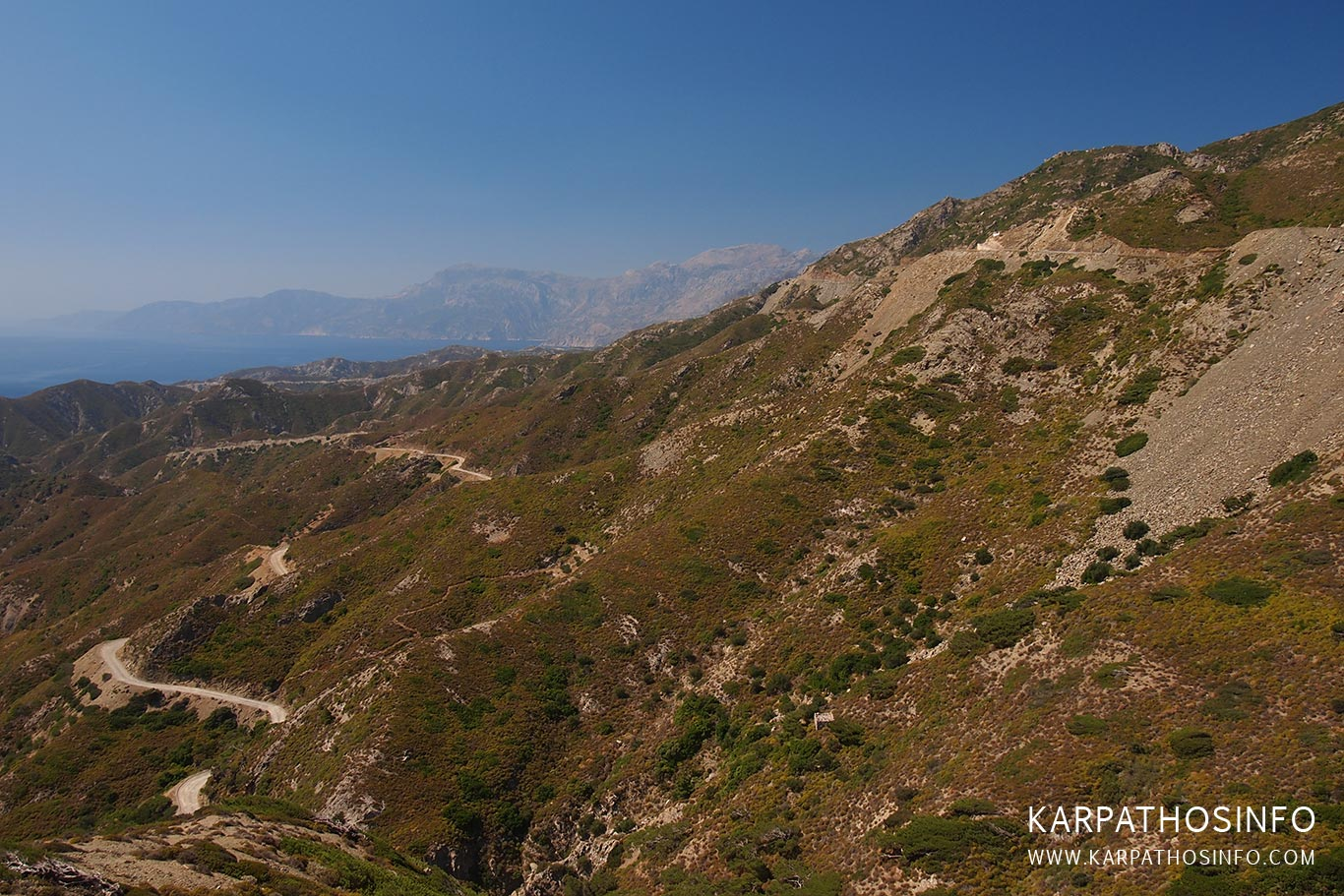 Karpathos by jeep