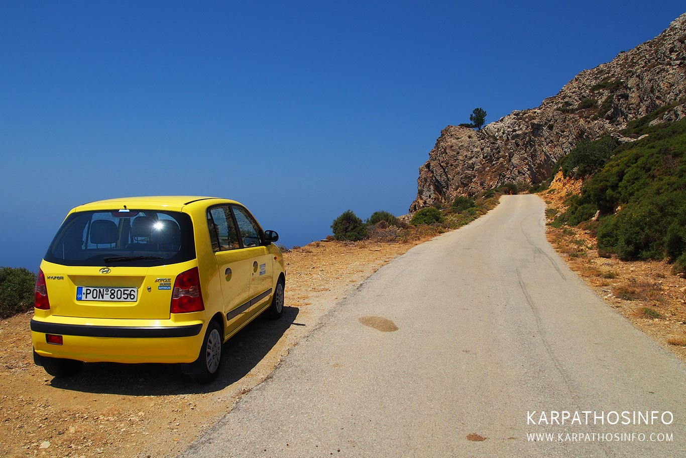 Rent A Car in Karpathos