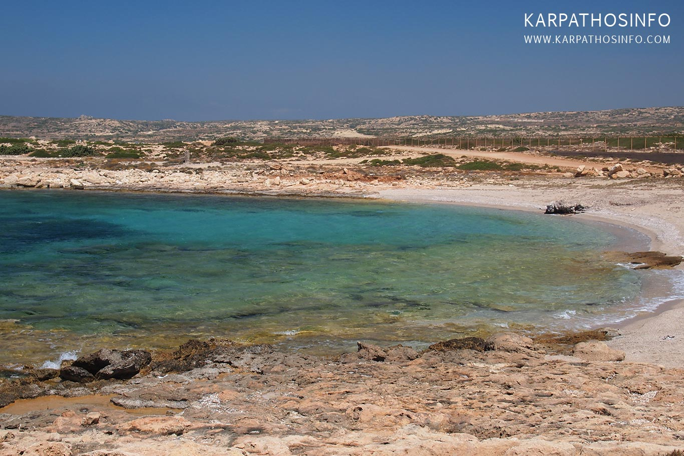 Karpathos airport beaches