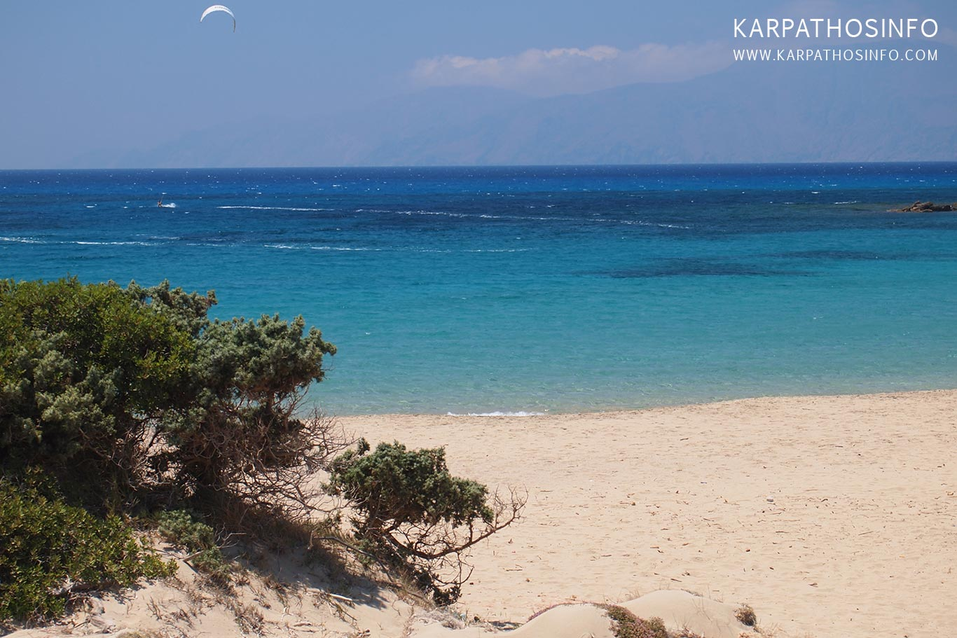 Karpathos airport beaches, Greece