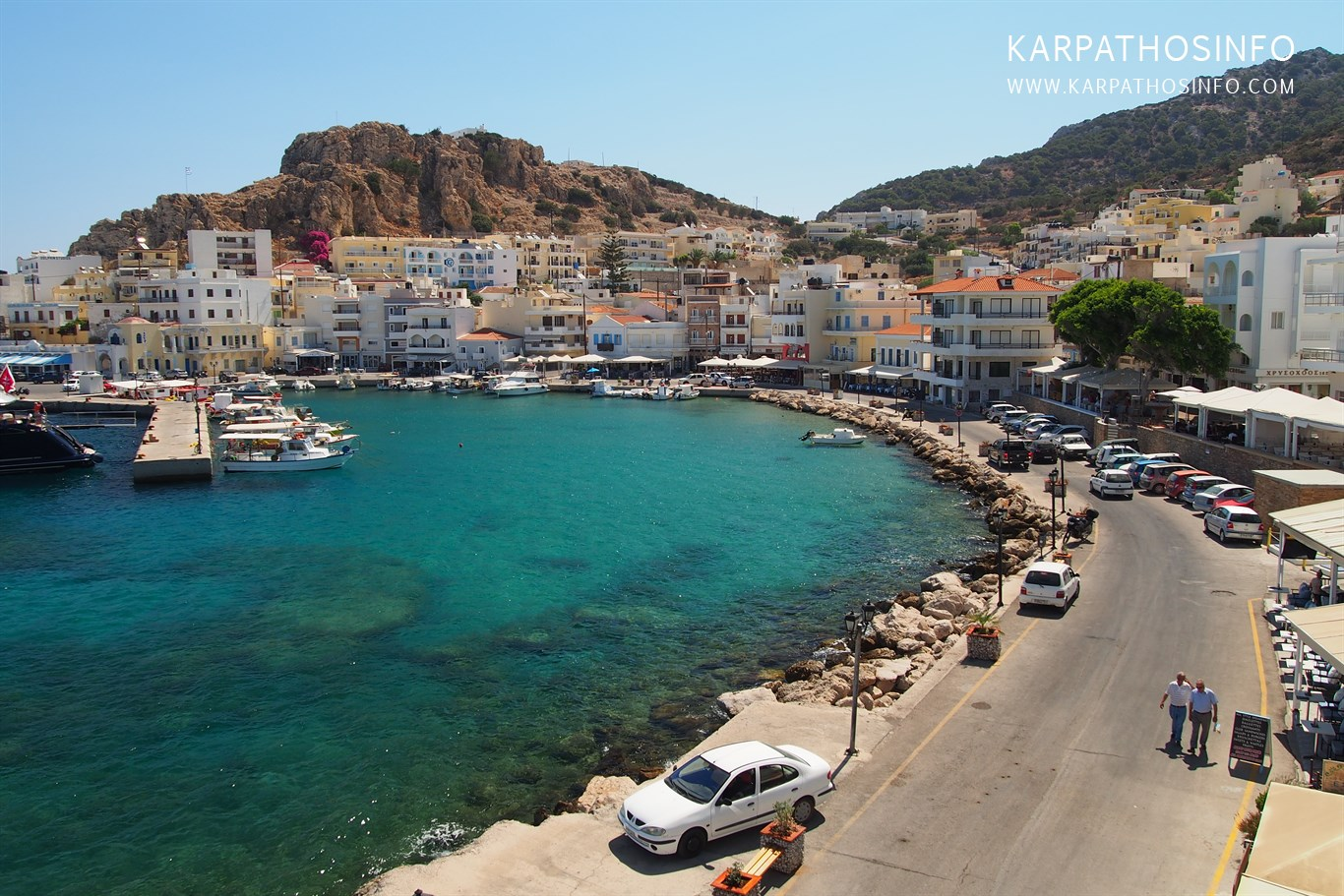Informations about Karpathos island