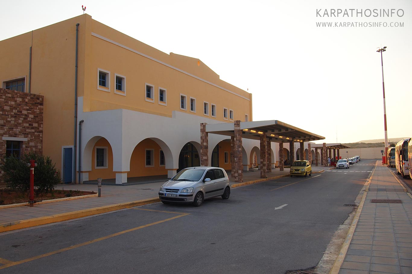 Karpathos airport, Greece