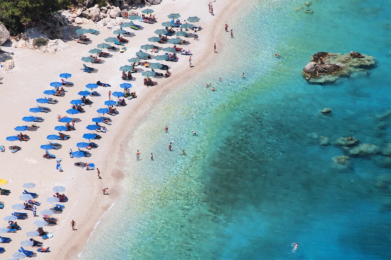 Karpathos beaches