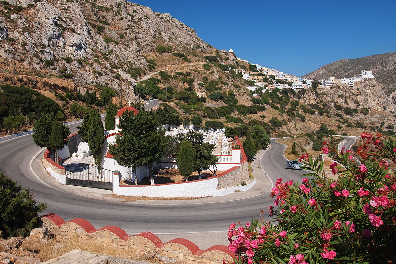 Karpathos sights