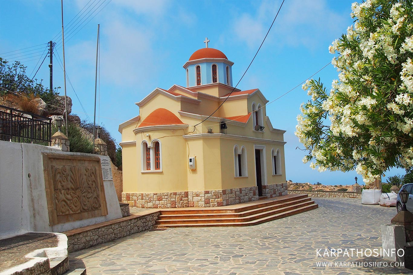 Stes church Karpathos