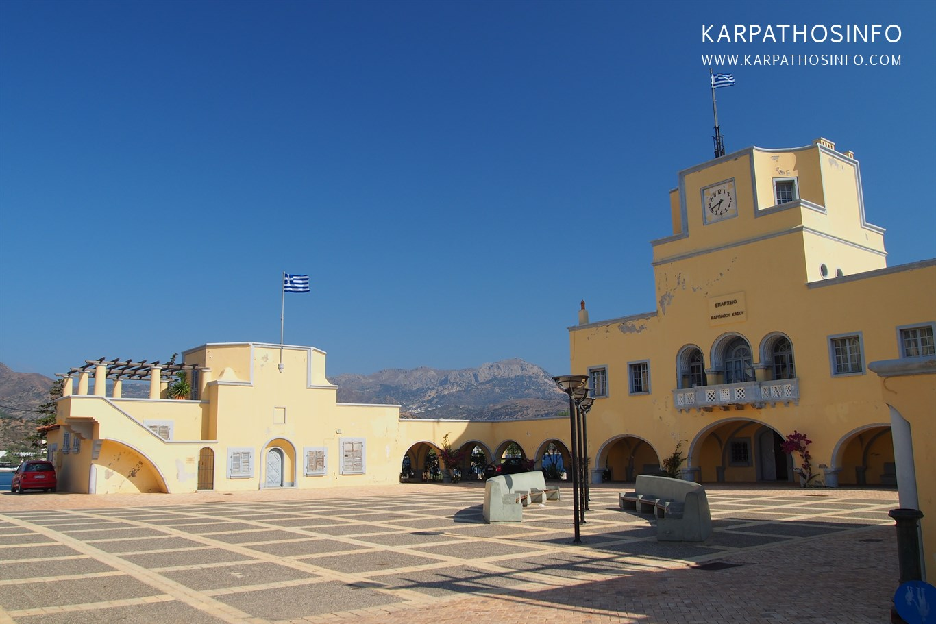 Archeological Museum of Karpathos, Pigadia