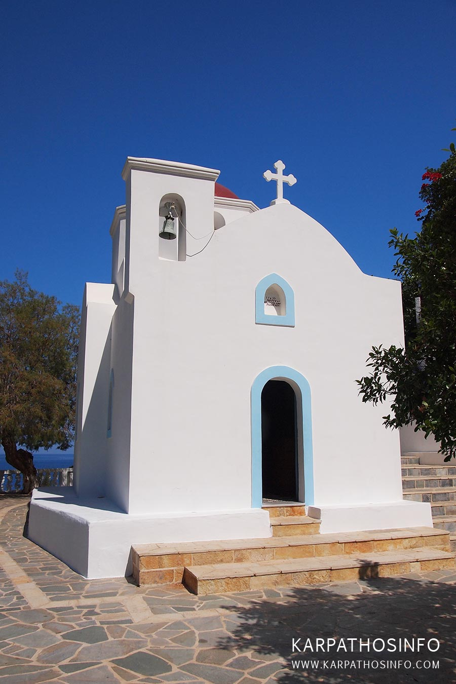 Church of Virgin Mary, Kyra Panagia, Karpathos