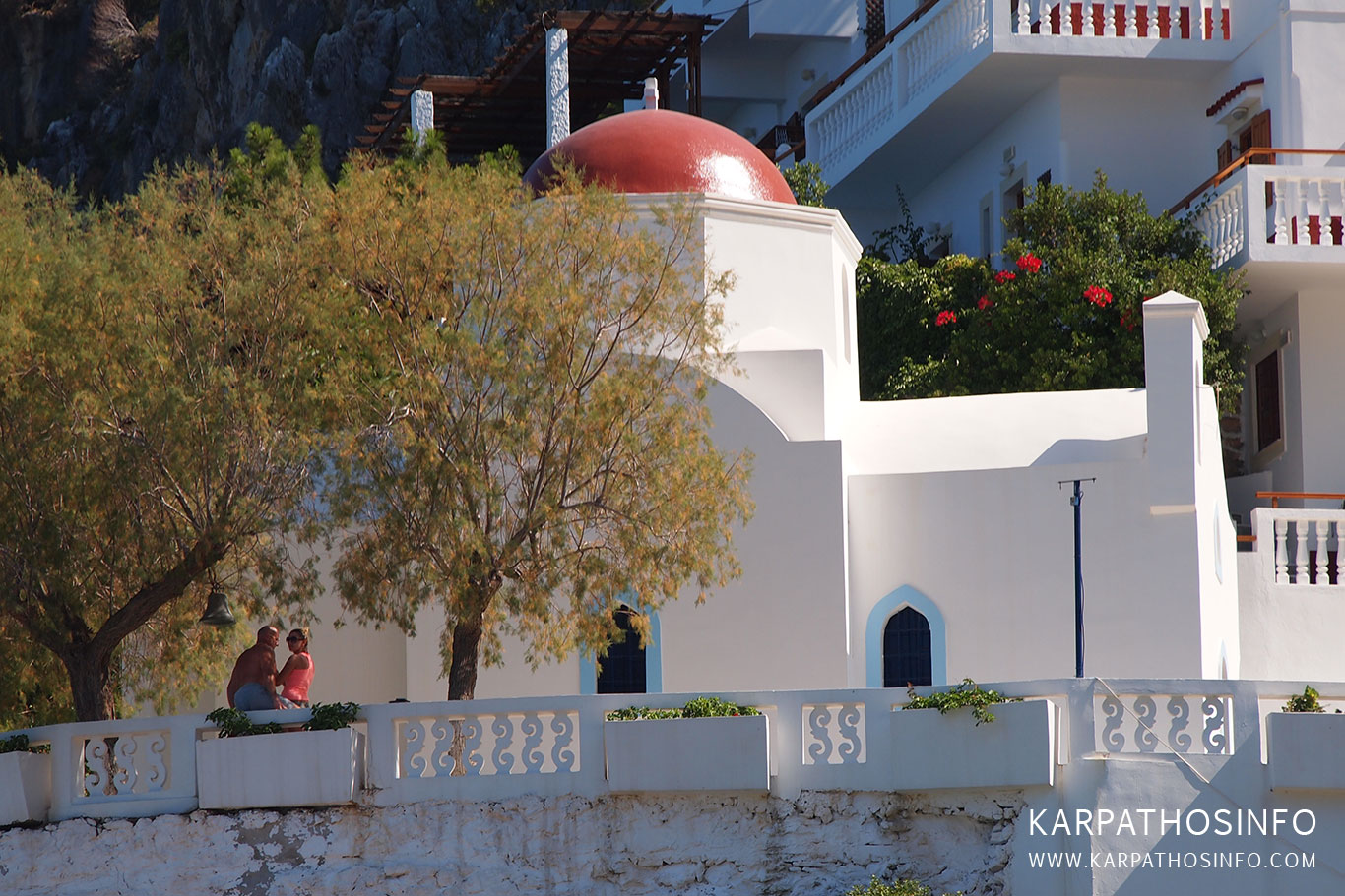 Kyra Panagia church
